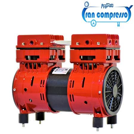 موتور کمپرسور بدون روغن