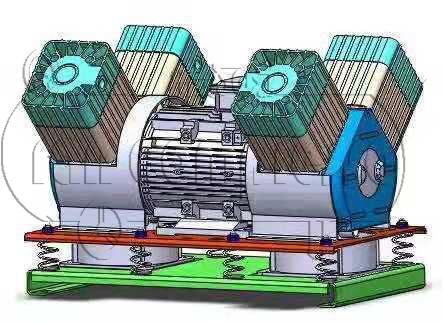 موتور 4سیلندر اویل فری