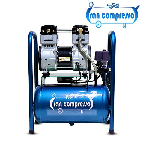 کمپرسور باد 25 لیتری oil free